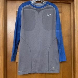 Nike Pro MLB Tight Compression LS Shirt XXL